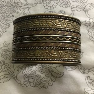 Beautiful Indian bracelet/cuff